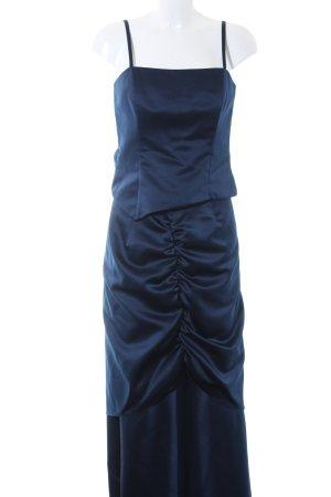 Vera Mont Sukienka z wycięciem ciemnoniebieski