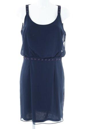 Vera Mont Cut-Out-Kleid dunkelblau Elegant