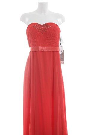 Vera Mont Empire Dress red empire style