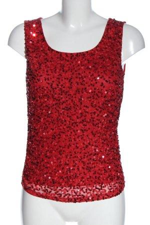 Vera Mont Blusa rosso elegante