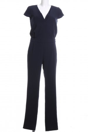 Vera Mont Jumpsuit dunkelblau Business-Look