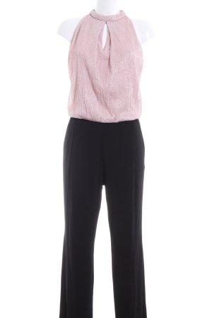 Vera Mont Jumpsuit schwarz-rosé Elegant