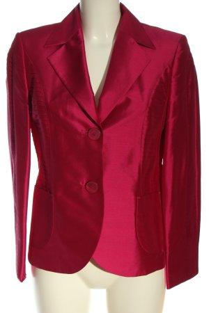 Vera Mont Klassischer Blazer roze casual uitstraling