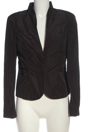 Vera Mont Korte blazer bruin zakelijke stijl