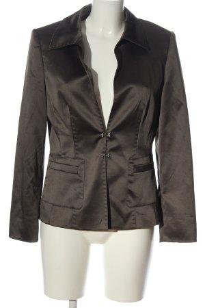 Vera Mont Korte blazer khaki elegant