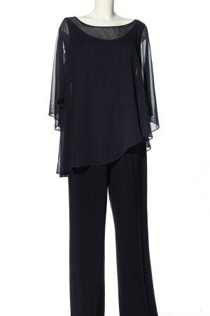 Vera Mont Langer Jumpsuit schwarz Casual-Look