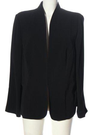Vera Mont Blazer lungo nero stile professionale