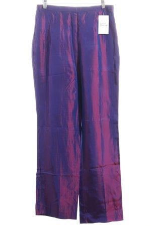 Vera Mont Marlenehose blauviolett extravaganter Stil