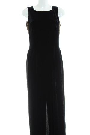 Vera Mont Maxikleid schwarz-goldfarben Elegant