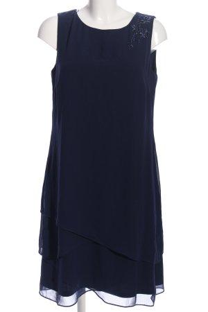 Vera Mont Midikleid blau Elegant