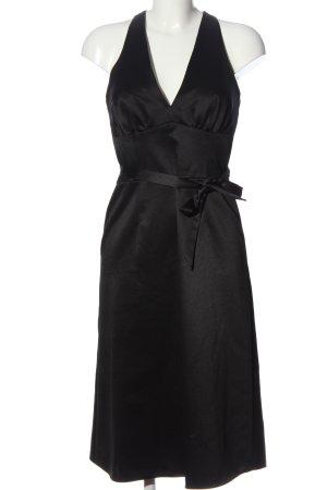 Vera Mont Midikleid schwarz Elegant