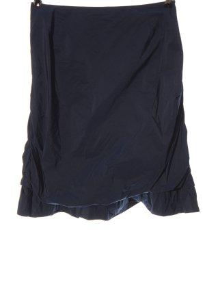 Vera Mont Midirock blau Casual-Look