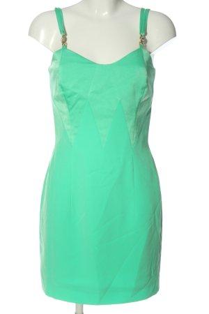 Vera Mont Minikleid grün Casual-Look