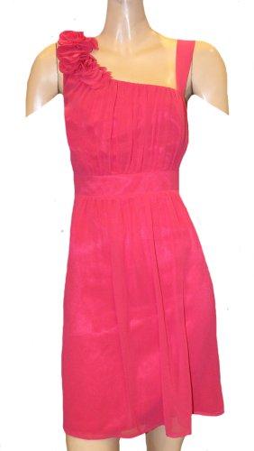 VERA MONT Minikleid Kleid Chiffon pink Gr. 40