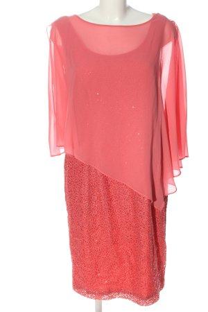 Vera Mont Pailettenkleid pink Casual-Look