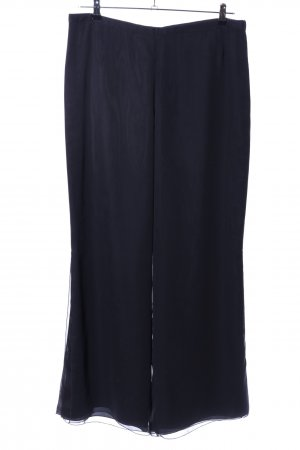 Vera Mont Palazzo Pants black casual look