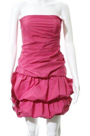Vera Mont schulterfreies Kleid pink Elegant