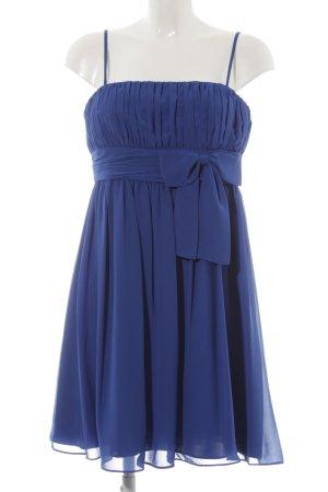 Vera Mont Abito scamiciato blu elegante
