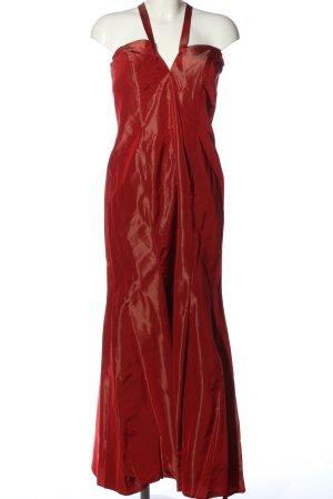Vera Mont Abito scamiciato rosso elegante