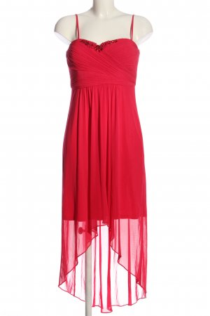 Vera Mont Vokuhila-Kleid rot Elegant