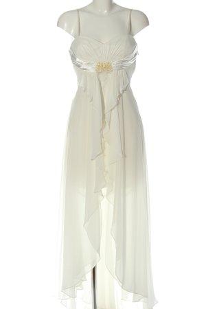 Vera Mont Vokuhila-Kleid weiß Elegant
