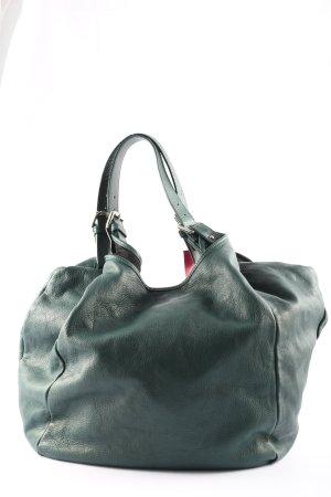 Vera Pelle Pouch Bag black casual look