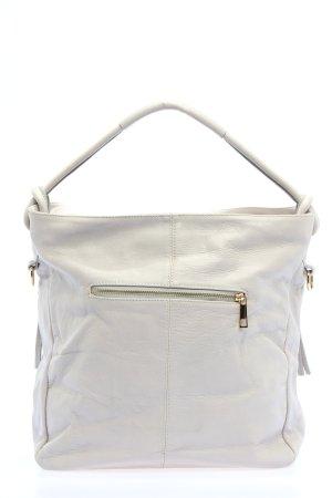 Vera Pelle Handtasche weiß Casual-Look