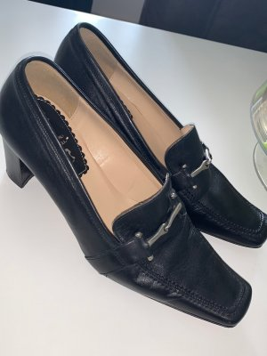 Vera Pelle Vollleder Pumps Gr.37 TOP