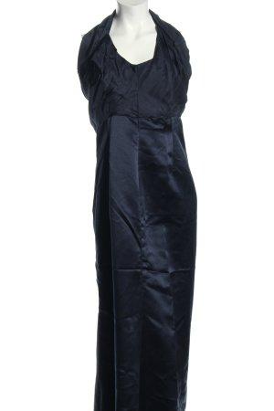 Vera Wang Robe de soirée bleu élégant