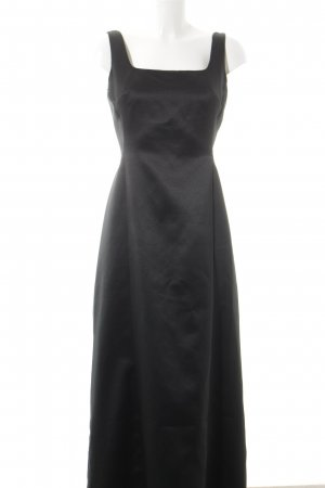 Vera Wang Abendkleid schwarz Elegant
