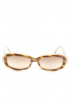 Vera Wang Glasses brown-primrose animal pattern casual look