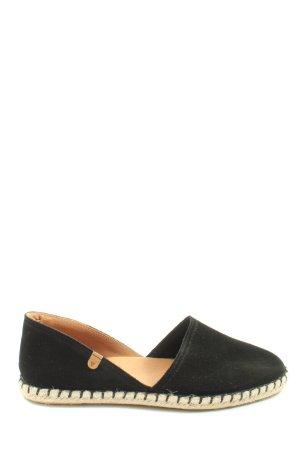 Verbenas Espadrille Sandals black casual look