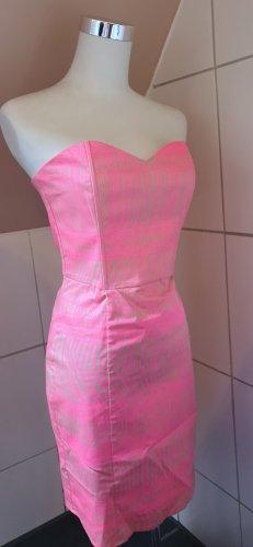 H&M Corsagejurk roségoud-roze