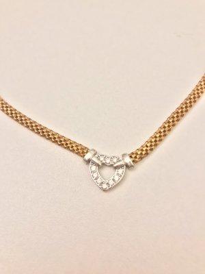 Oro Vivo Cadena de oro color plata-color oro