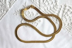 Avon Collier Necklace gold-colored