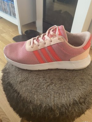 Verkaufe Adidas Sneaker in rosé / rot