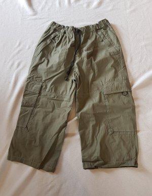 b.p.c. Bonprix Collection Pantalón de color caqui marrón grisáceo