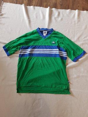 Adidas Originals Camiseta azul-verde