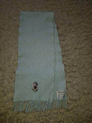 Verkaufe den Schal von Donaldson in hellblau mit Mini Mouse