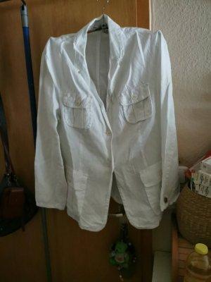 Marco Pecci Marynarka koszulowa biały