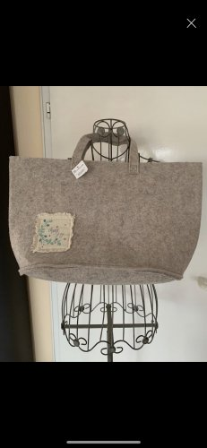 Canvas Bag light grey