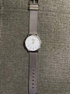 Gianello Reloj con pulsera metálica color plata