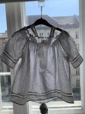 Verkaufe eine off shoulder Bluse