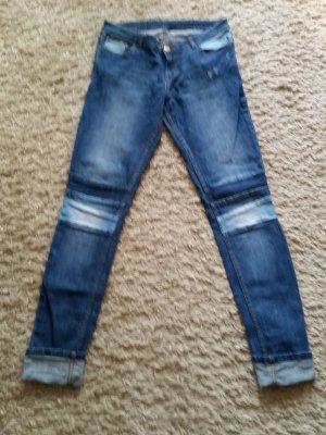 Verkaufe gebrauchte Jeans Gr. L von S.OLIVER