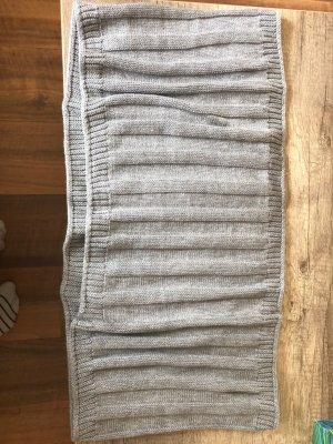 Verkaufe grauen Schlauchschal