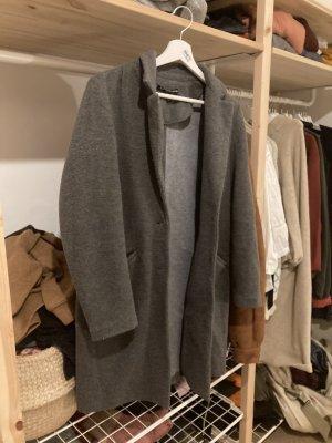 Verkaufe grauen ZARA-Mantel