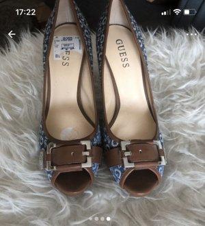 Verkaufe Guess Peeptoe High Heel neu