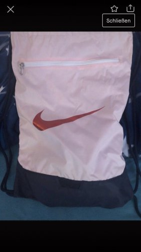 Nike Bolso tipo marsupio rosa-azul