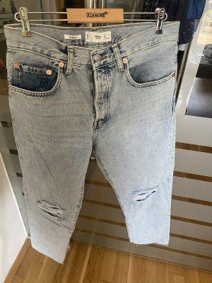 Verkaufe High Waist Jeans von Mango