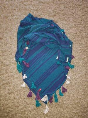 Verkaufe kaum getragenen Schal mit Fransen von edc